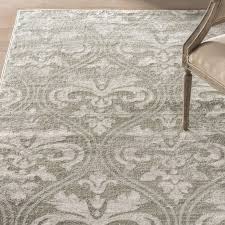 Neutral Area Rugs Angelique Neutral Gray Area Rug Reviews Birch