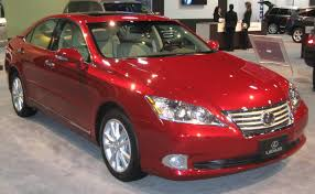 red lexus 2008 2010 lexus es 350 information and photos zombiedrive