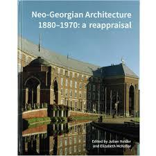 buy neo georgian architecture 1880 1970 english heritage
