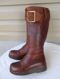 womens size 12 casual boots mossimo supply size 12 leather harness motorcycle boots