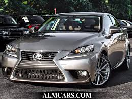 lexus sedans 2016 2016 used lexus is 300 4dr sedan awd at alm gwinnett serving