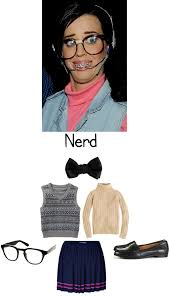 Halloween Nerd Costumes Girls Minute Halloween Costumes Nerd Halloween Costumes Costumes