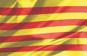 Flag Of Catalonia Life In Barcelona Guest Blogger Julie Sheridan Gives Us Her