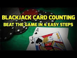 Counting Cards Blackjack How To Bet Blackjack Card Counting Beat The In 4 Easy Steps