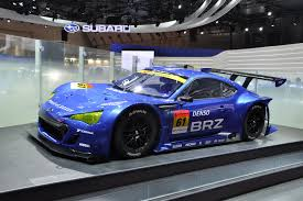 subaru brz drift subaru brz joins its toyota sibling at the tokyo motor show live
