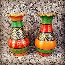 Decorating Clay Pots Kids 45 Best Terracotta Images On Pinterest Terracotta Bottle Art