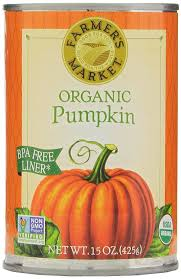 pumpkin foods amazon com farmers market organic pumpkin 15 ounce pack of 12
