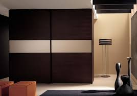 Black Modern Bedroom Furniture Bedroom Modern Bedroom With Rectangle Brown High Gloss Wood