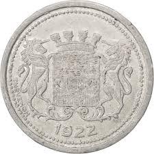 chambre des commerces amiens 85294 amiens chambre de commerce 10 centimes 1922 elie 10 7