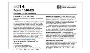 estimated tax payments your questions answered