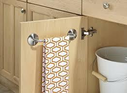 accroche torchons cuisine mdesign porte serviettes adhésif porte torchon à coller