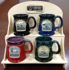national park collector mugs are a hit deneen pottery