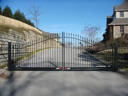 driveway gates l m ornamental iron co inc