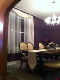 sherwin williams expressive plum for an accent wall in the