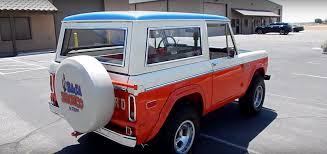 baja bronco for sale 1972 u0027bill stroppe baja u0027 is the holy grail of broncos ford