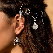 hair ring ancient myth beaded hair rings hair rings ring and