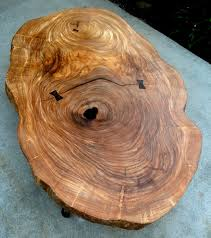 live edge round table custom made tropical live edge round coffee table by the timber