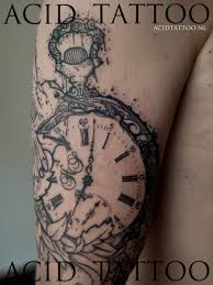 pocket watch tattoo by thomasacid on deviantart tattoo
