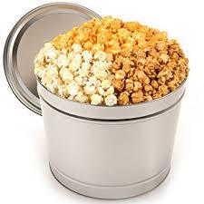 s choice popcorn tin 1 gallon gourmet