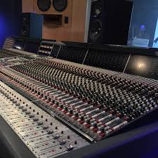 Recording Studio Mixing Desk by Neve V3 60 60 Channel Console A11508 Used Used Vintage
