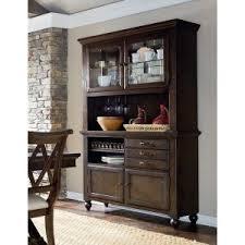 oak china cabinets hayneedle