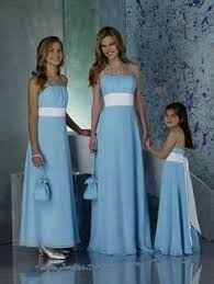 cheap light blue bridesmaid dresses light blue and white bridesmaid dresses naf dresses
