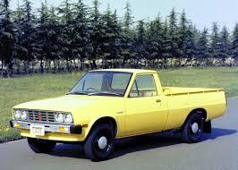 mitsubishi yellow 1978 mitsubishi l200 forte 1st generation restoration japanese