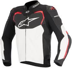 motor leather jacket alpinestars motorcycle leather clothing leather jackets uk outlet