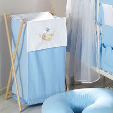 panier a linge chambre bebe panier à linge chambre enfant bleu ours hamac l jurassien