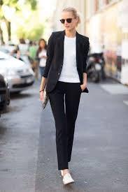 look pour le bureau 1001 looks tendance en tailleur femme chic