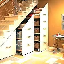 ikea stairs under stairs bookcase ikea under stairs bookcase under stair