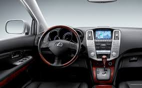 harrier lexus interior lexus rx 350 2006 auto images and specification