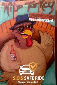 different names for thanksgiving s o s safe ride designated drivers keeping frederick maryland
