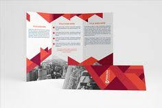 corporate trifold brochure by assaiv on creativemarket 1000