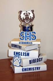 50th high school reunion decorations easy and inexpensive class reunion centerpiece pinteres