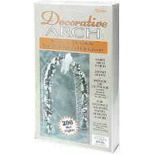 wedding arch wal mart 30 50 darice 8 decorative arch white