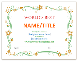how to use gift certificates in business effectively save word
