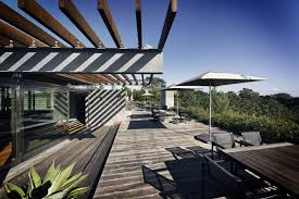 terrace pergola outdoor living extraordinary contemporary home
