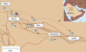 Mecca On Map Health Risks At The Hajj The Lancet
