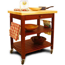 red kitchen island cart kitchen island cart walmart kenangorgun com