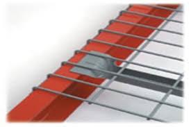 used wire decks wire decking used wire decking for pallet racks