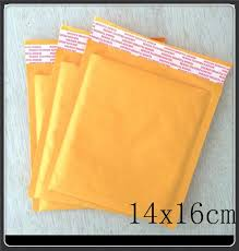 cheapest place to buy wrapping paper wholesale 2016 new envelope kraft bags yellow