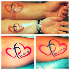 father and son tattoo ideas christ centered marriage matching