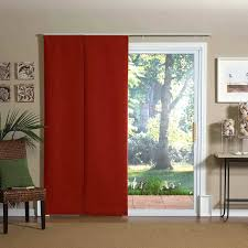 Sliding Patio Door Curtains Marvellous Sliding Glass Door Curtain Panels 72 With Additional
