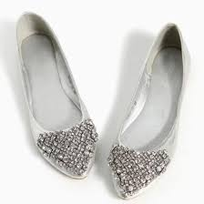 cheap silver wedding shoes wedding shoe ideas stunning silver flat shoes for wedding sle