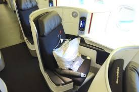 Air France Comfort Seats Top 10 Ways To Fly Business Class To Europe Using Miles