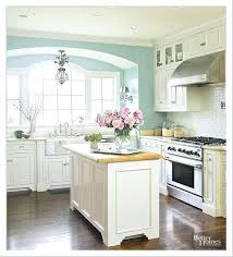 Small Kitchen Paint Ideas Best Color For Small Kitchens Small Kitchen Ideas That Make A Big