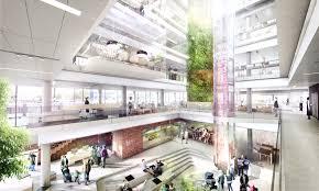 Municipal Hall Floor Plan by Gallery Of Arkitema Designs Municipal Office Building For Aarhus 5