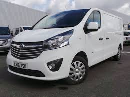 nearly new and used vauxhall vivaro vans