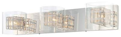 George Kovacs Lighting Fixtures by George Kovacs Lighting P5804 Jewel Box Collection Bath Vanity